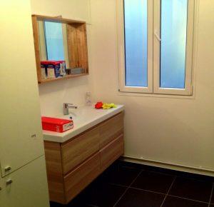 Rénovation salle de bain Paris 13éme * BTP-Design®