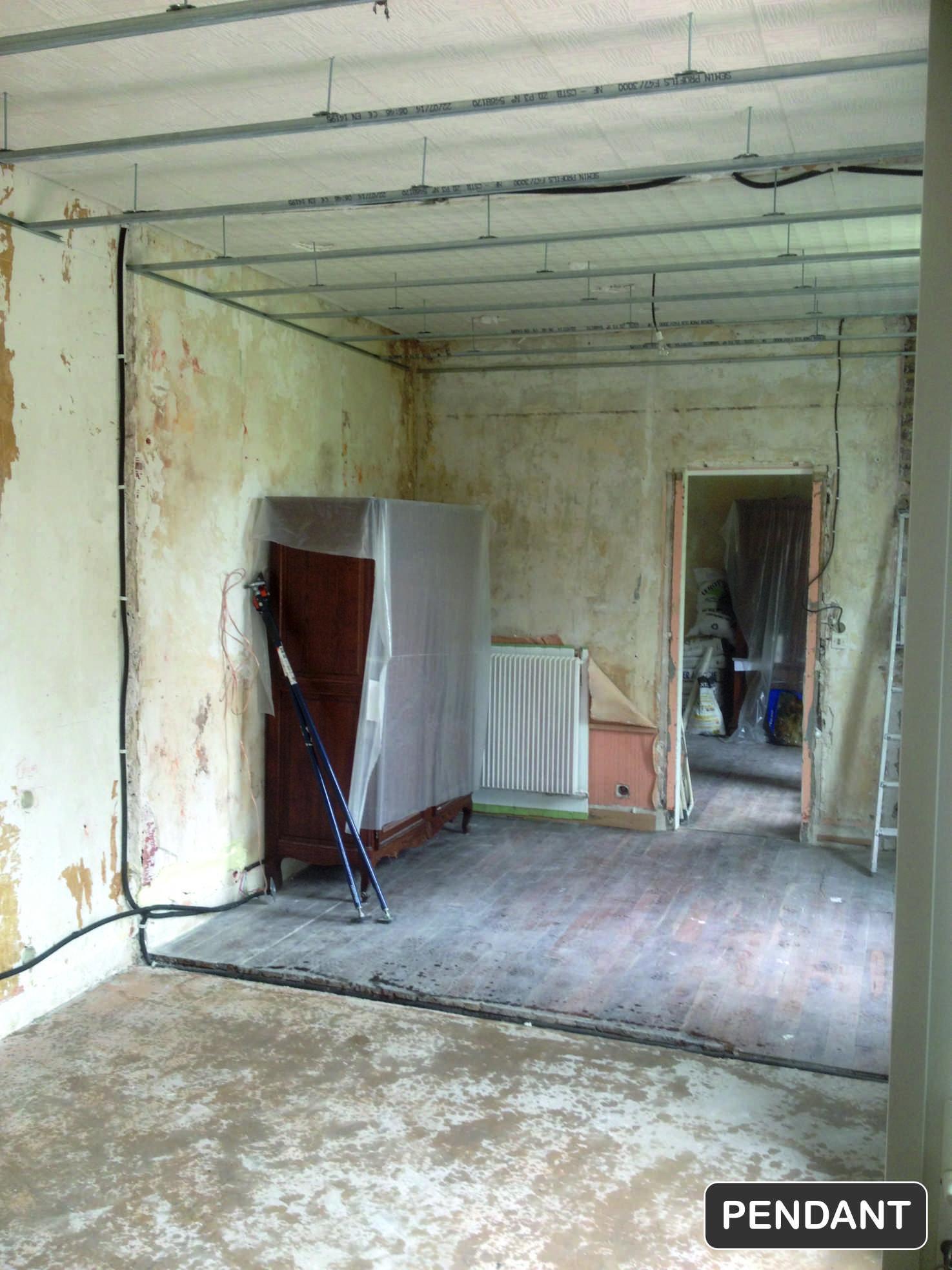 Faux Plafond Suspendu Cuisine isolation, faux plafond | btp-design®