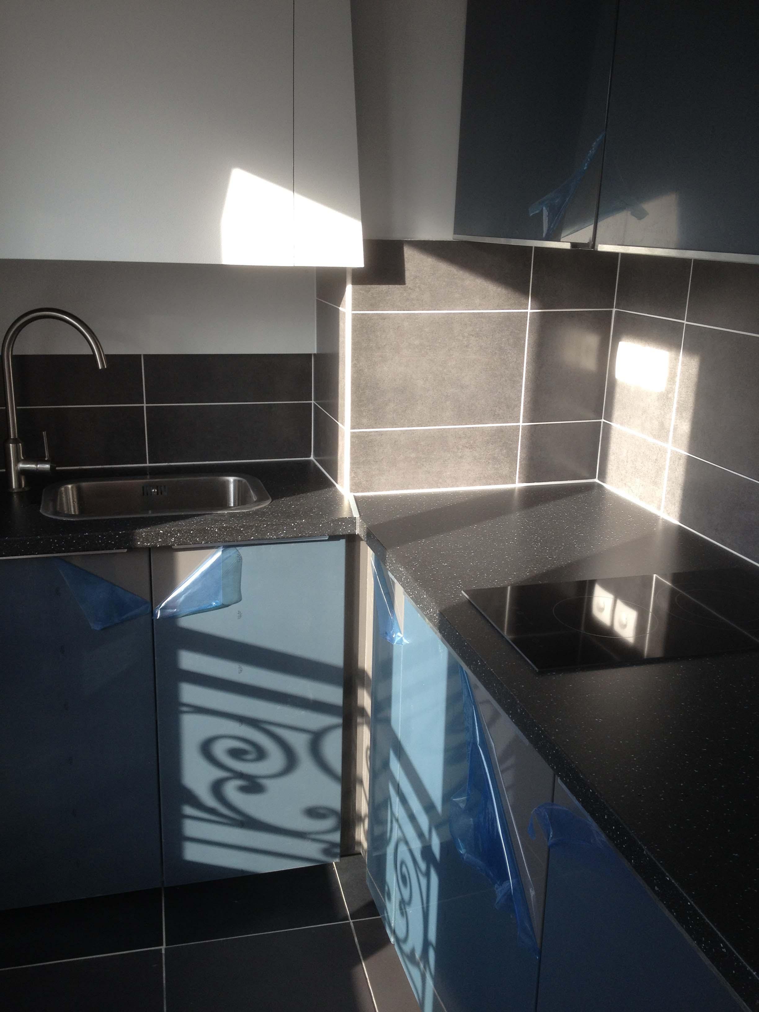 Rénovation cuisine Neuilly-sur-Seine - Travaux après * BTP-Design®