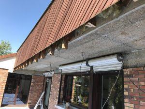 Rénovation extérieure Hauts de Seine 92 - Travaux avant * BTP-Design®
