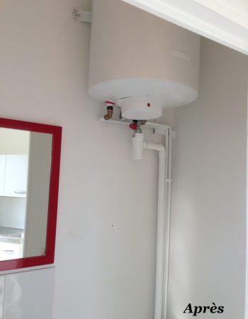 Rénovation salle de bain Paris 20éme * BTP-Design®