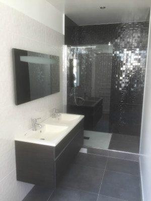 Réalisations Salle de bains