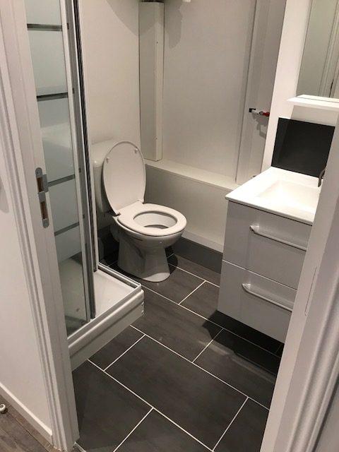 Rénovation salle de bain * BTP-Design®